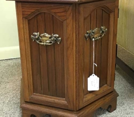 End Table Cabinets