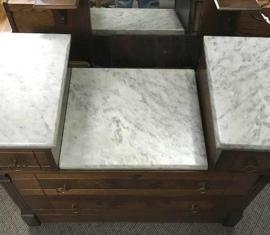 Mirror Vanity Dresser
