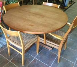 Teakwood Dining Table