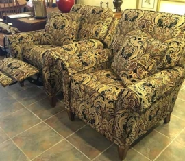 Matching Recliners