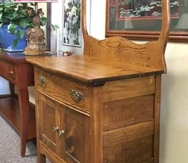 Antique Wash Table