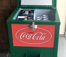 Soda-Pop Cooler