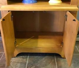 Bassett Curio Cabinet