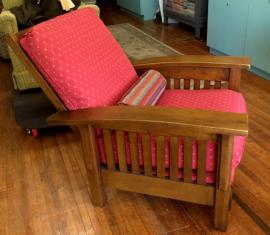 Reupholstery slipcover