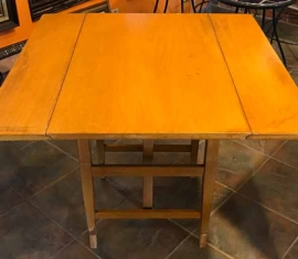 Drop-Leaf Table /