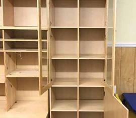 Ikea Entertainment Center Cabinet