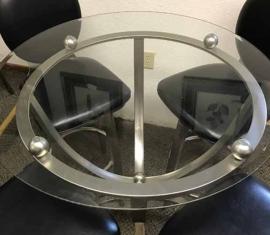 Metal Pub Table