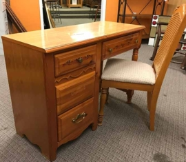 Broyhill Desk & Chair