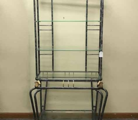 Etagere Metal Bookshelf