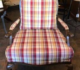 2 Bassett Armchairs