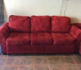 Slumberland Sofa