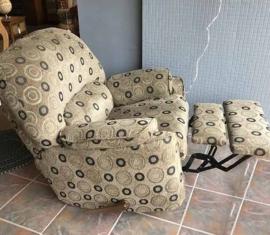 Swivel Rocker-recliner
