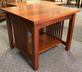 Mission-style End Table