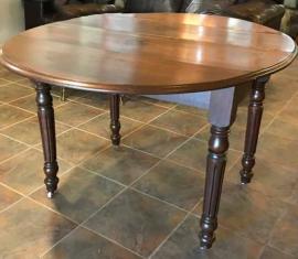Antique Drop-leaf Table