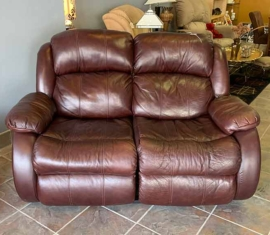 Ashley Recliner Loveseat