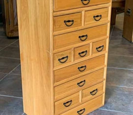 Small Oak Chest