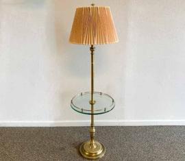 Stiffel Brass Floor Lamp