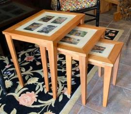 Photo Nesting Tables