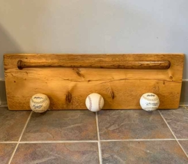 Softball Coatrack