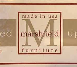 Marshfield Maker's Label