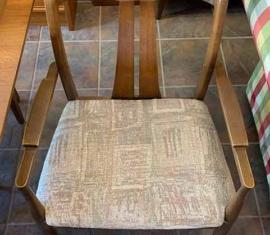 6 Mid-Century Modern Dining Chairs