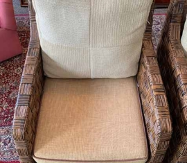 Pier One Rattan Chairs
