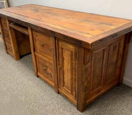 Roughing It In Style Amish-built Desk
