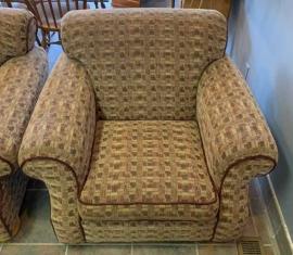 Rowe Armchair