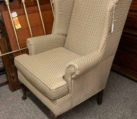 Matching Wingback Chairs