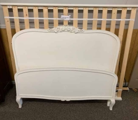 Pottery Barn Queen Bed
