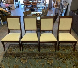 4 Broyhill Dining Chairs