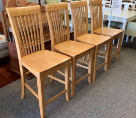 4 Counter Stools