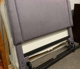 Fabric Queen Headboard