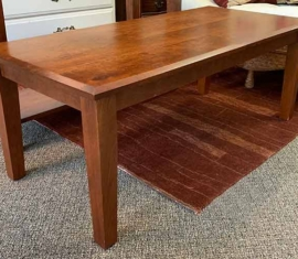 Amish Coffee Table