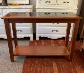 Amish Sofa Table