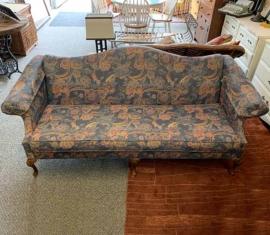 Flexsteel Camelback Sofa