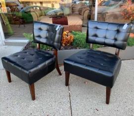 Tuxedo Chairs