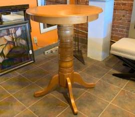 Oak Pub Table