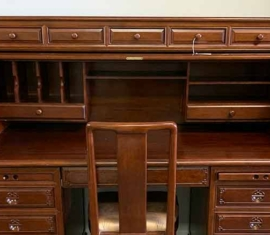 Executive Roll-top Desk