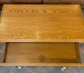 AA Laum Oak Coffee Table