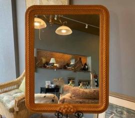 Rope-frame Mirror