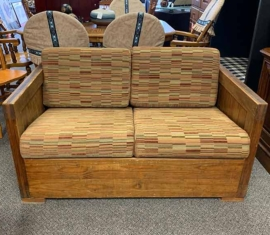 Box Loveseat