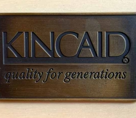 Kincaid label