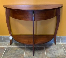 Demi Lune Entry Table