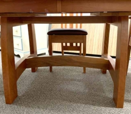 Amish-built Cherry Dining Table
