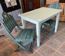 Antique Table Chairs
