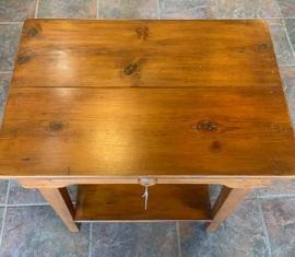 Shuler Barn-wood Table