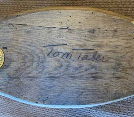 Tom Taber Duck Decoys