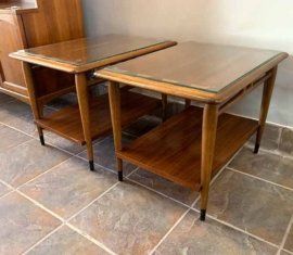 Lane Mid-Century End Tables