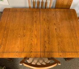 Oak Dining Set